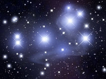 Pleiades Stock Images