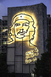 Plein DE La revolucion, Havana Stock Afbeelding