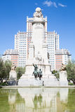Plein Espana Madrid stock fotografie
