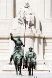 Plein Espana Madrid royalty-vrije stock fotografie