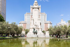 Plein Espana Madrid stock foto