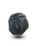 Plein sac d'ordures photo stock