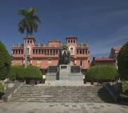 plein Simon Bolivar in rpublic Panama Stock Afbeeldingen