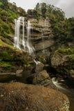 Plein tir des cascades Sri Lanka de Bromburu Images libres de droits