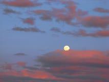 Pleine lune Image libre de droits