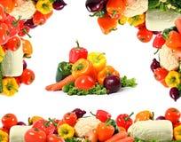 pleins légumes Photo libre de droits