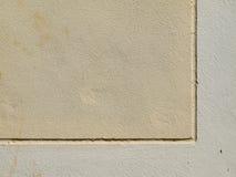 Pleisterstroken op de muur stock foto