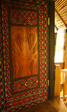 Plemienna Malezja etniczna sztuka Fotografia Stock