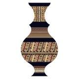 Plemienna waza Obrazy Royalty Free