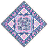 Plemiennego azteka rocznika bezszwowy wzór Obraz Royalty Free