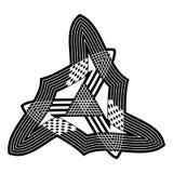 Plemiennej sztuki Bohemia bezszwowy wzór Etniczny geometryczny druk Kolorowa wielostrzałowa tło tekstura Tkanina, sukienny projek fotografia stock