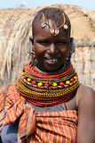 Plemienni ludzie od Afryka, Kenja Zdjęcie Royalty Free