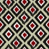 Plemienny bezszwowy wzór zdjęcia stock