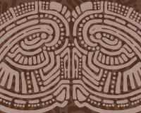 plemienny tło projekt royalty ilustracja