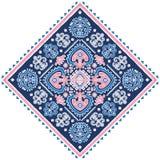 Plemienny wektorowy etniczny meksykanin, Afrykański ornament Zdjęcia Royalty Free