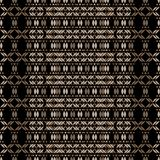 Plemienny wzór Zdjęcie Royalty Free