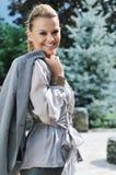 Plenerowa kobiety moda Fotografia Royalty Free