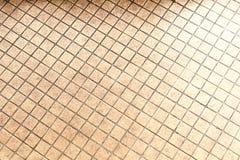 Plenerowa okrzesana betonowa tekstura Obrazy Stock