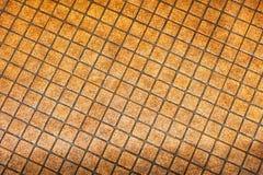 Plenerowa okrzesana betonowa tekstura Obrazy Royalty Free