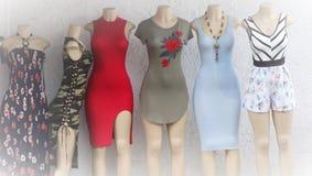 Plenerowi mannequins Obraz Royalty Free