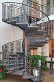 plenerowy ślimakowaty schody Obrazy Royalty Free