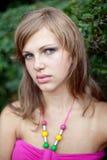 plenerowy portret Zdjęcia Royalty Free