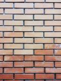 Plenerowy rocznika brickwall ramy tło Grungy kamiennej ściany prostokątna powierzchnia Stary Czerwony Brown ściana z cegieł kwadr obraz royalty free