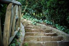 plenerowy schody obrazy stock