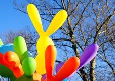 Plenerowy zimy przyjęcie Fotografia Stock