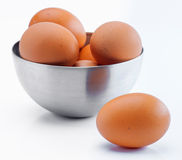 Plenty of eggs Stock Photo