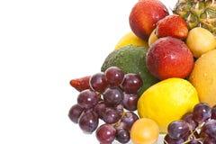 Plenty of fruits Royalty Free Stock Photography