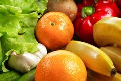 Plenty of fruits Stock Image