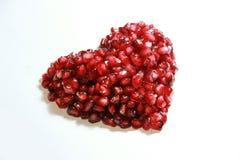 The plenty of Pomegranate pulp Royalty Free Stock Photography