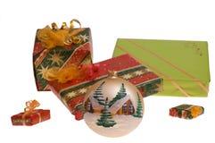 Plenty of presents Stock Photos