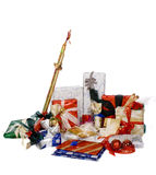Plenty of presents Royalty Free Stock Photos
