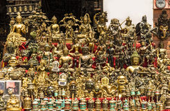Plenty of Souvenirs Royalty Free Stock Photography