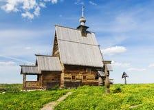 Ples, Ρωσία χρυσό δαχτυλίδι Ρωσία Στοκ Φωτογραφία