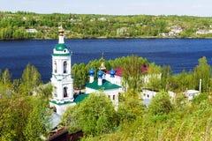 Ples, Ρωσία χρυσό δαχτυλίδι Ρωσία Στοκ φωτογραφία με δικαίωμα ελεύθερης χρήσης