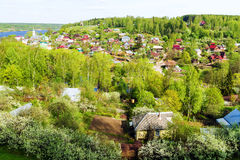 Ples, Ρωσία χρυσό δαχτυλίδι Ρωσία Στοκ εικόνες με δικαίωμα ελεύθερης χρήσης