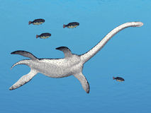 Plesiosaurus Stock Photography