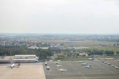 Pleso flygplats Arkivfoton