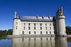 Plessis-Bourré castle, Pays de la Loire Stock Photography
