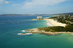 Plettenberg Bay in the Garden Route, South Africa Stock Photos