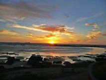 Plettenburg Bay Sunset Royalty Free Stock Photo