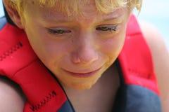 Pleurer Photos libres de droits
