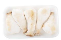Pleurotus eryngii Stock Images