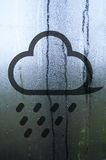 pleuvoir Image stock
