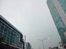 Pleuvoir la saison Images libres de droits
