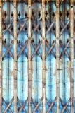 Pliage de porte photo libre de droits