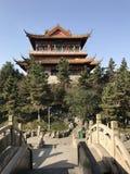 Plie Pékin d'été photo libre de droits